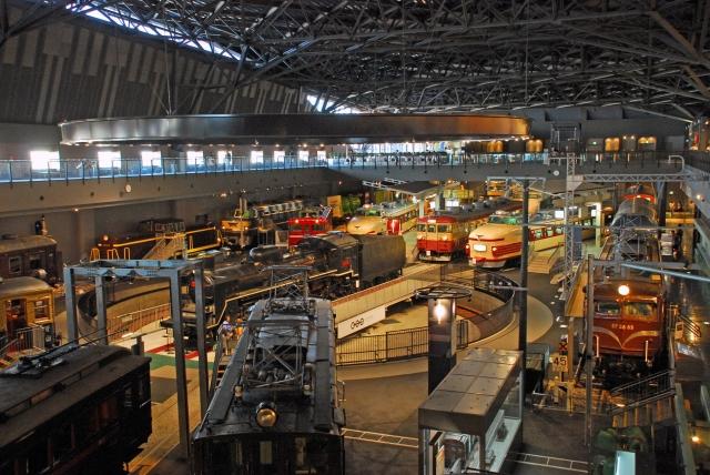 夏休みはぜひ鉄道博物館へ