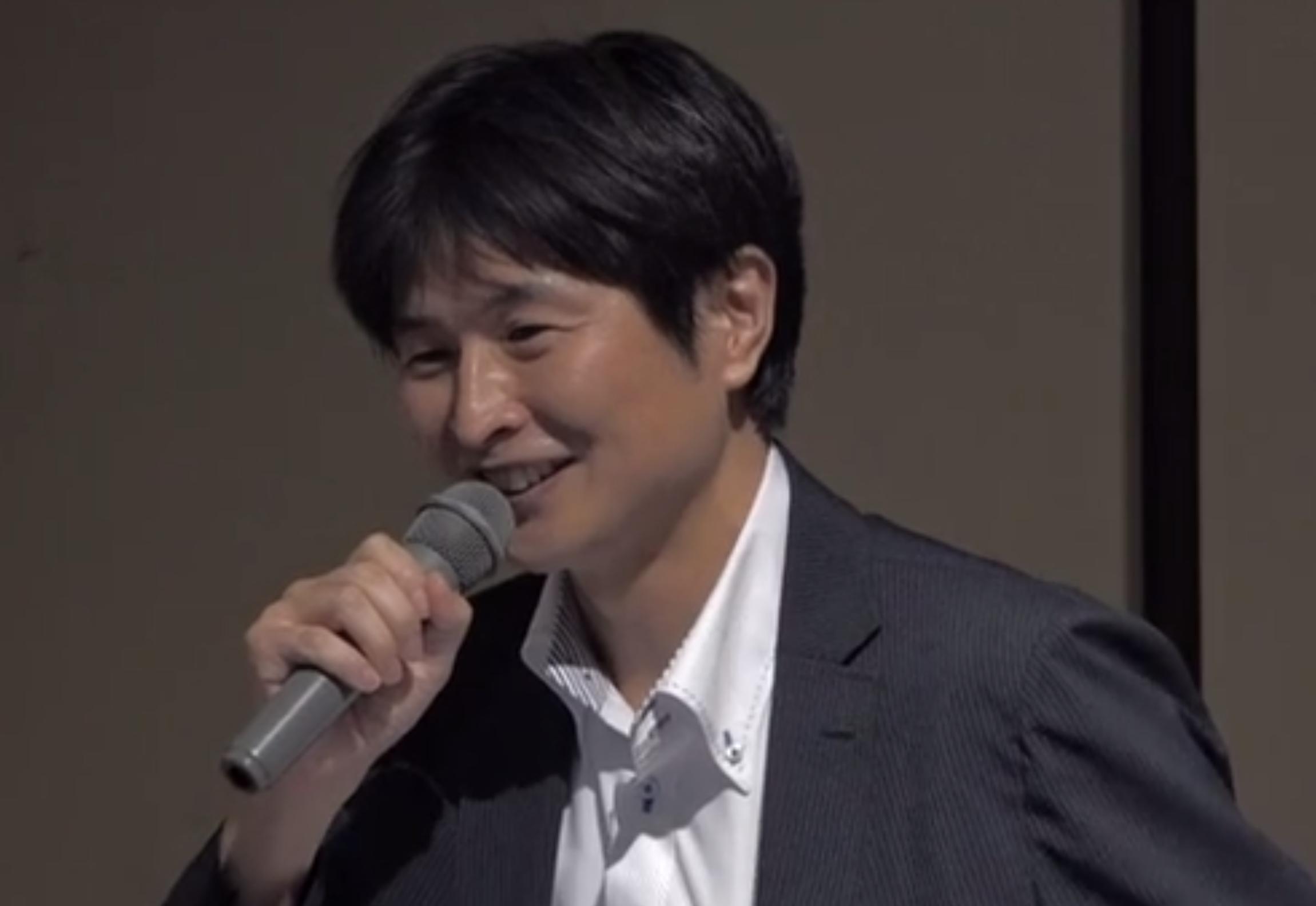 日経Live講演会、記事になりました