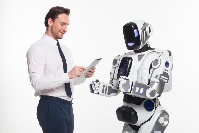 ロボットがホワイトカラーを席巻する!?