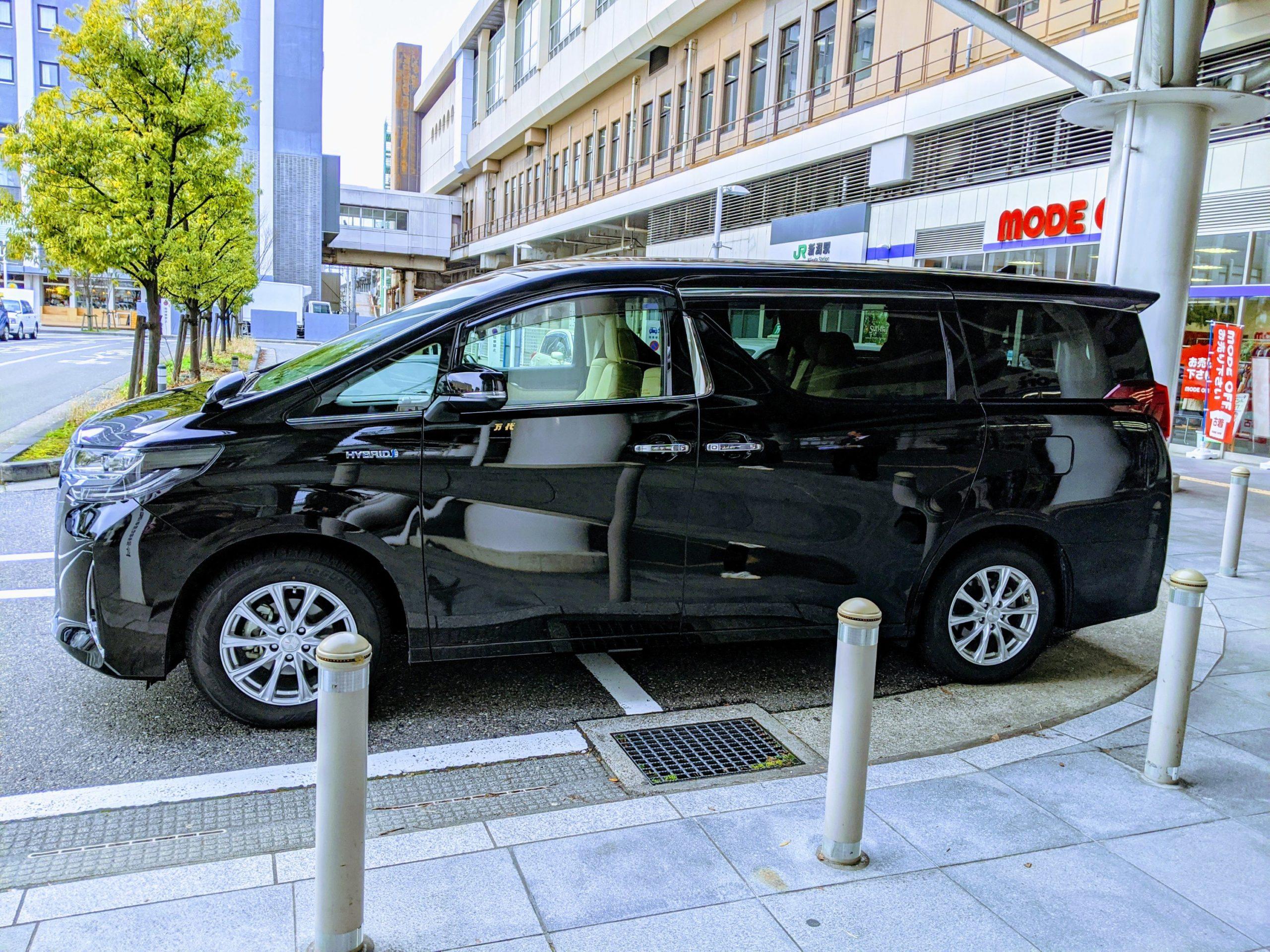 相乗り観光タクシーで、新潟の魅力を新発見!